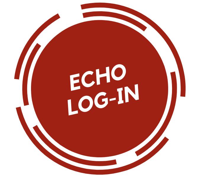 Echo Log-in