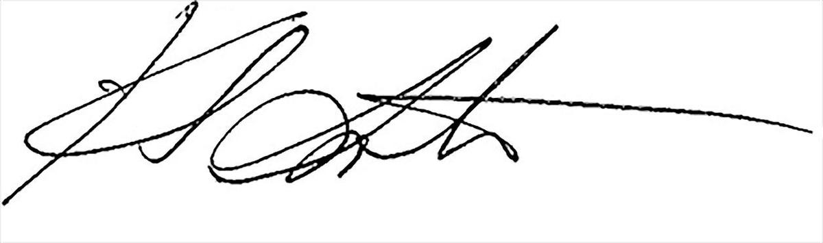 Kirk Smothers signature