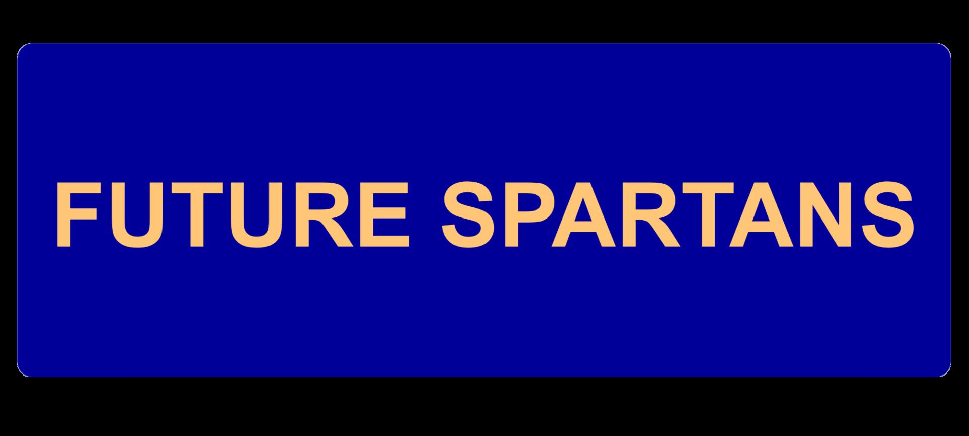 Future Spartans Contact Form