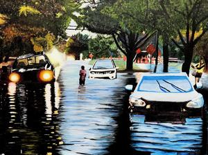 FLOODED STREETS-STELLA