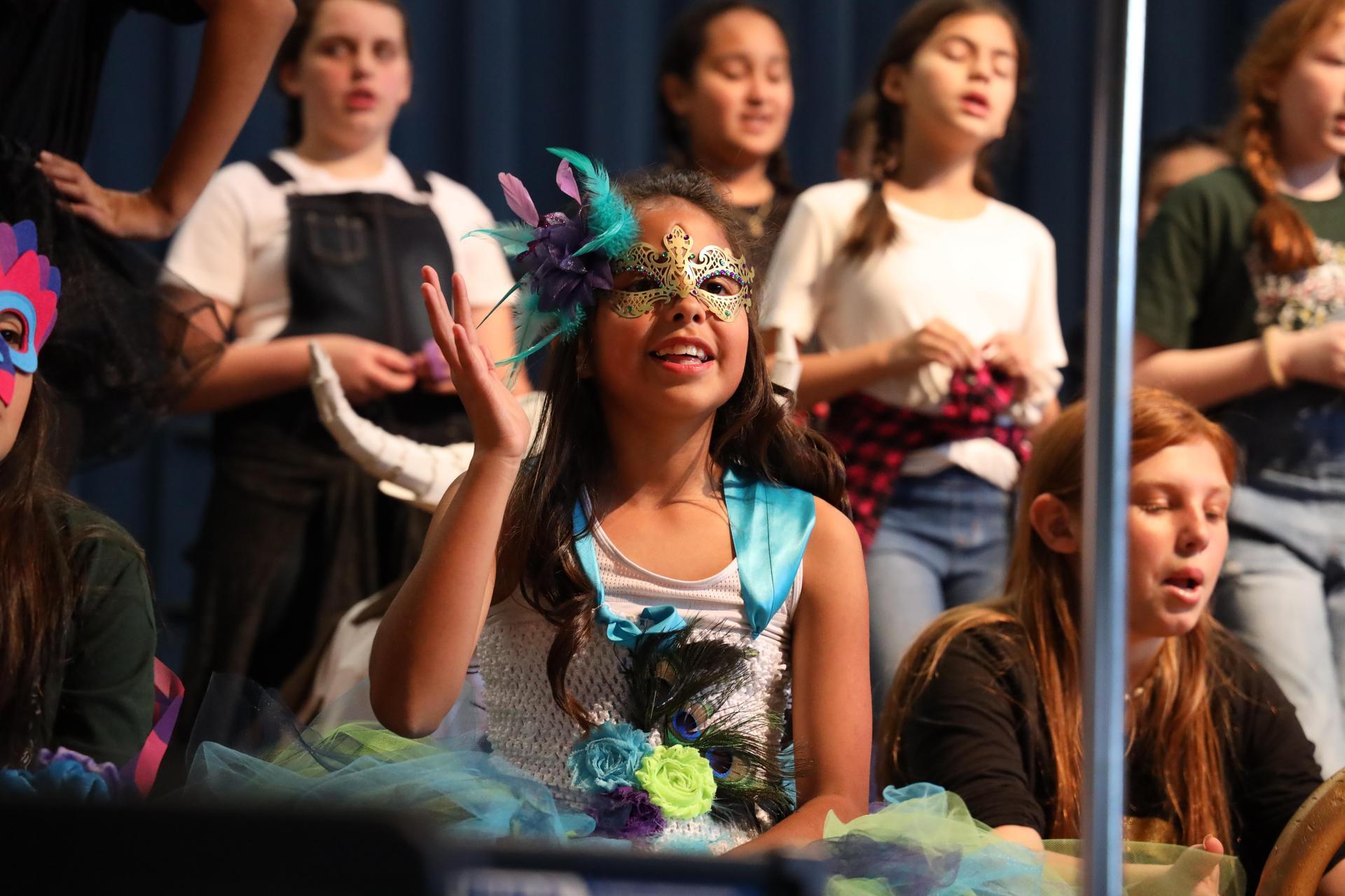 San Jacinto Elementary holiday play