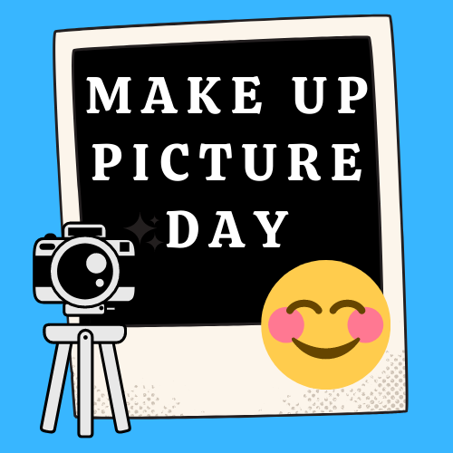 YEARBOOK PICTURE DAY - WEDNESDAY, NOV. 4 Featured Photo