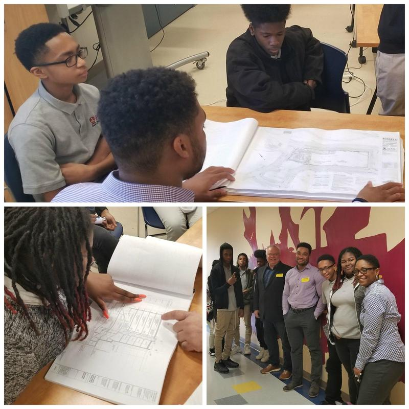 Local Architects Share Insights and DC Projects with Intro to ACAD Scholars Thumbnail Image
