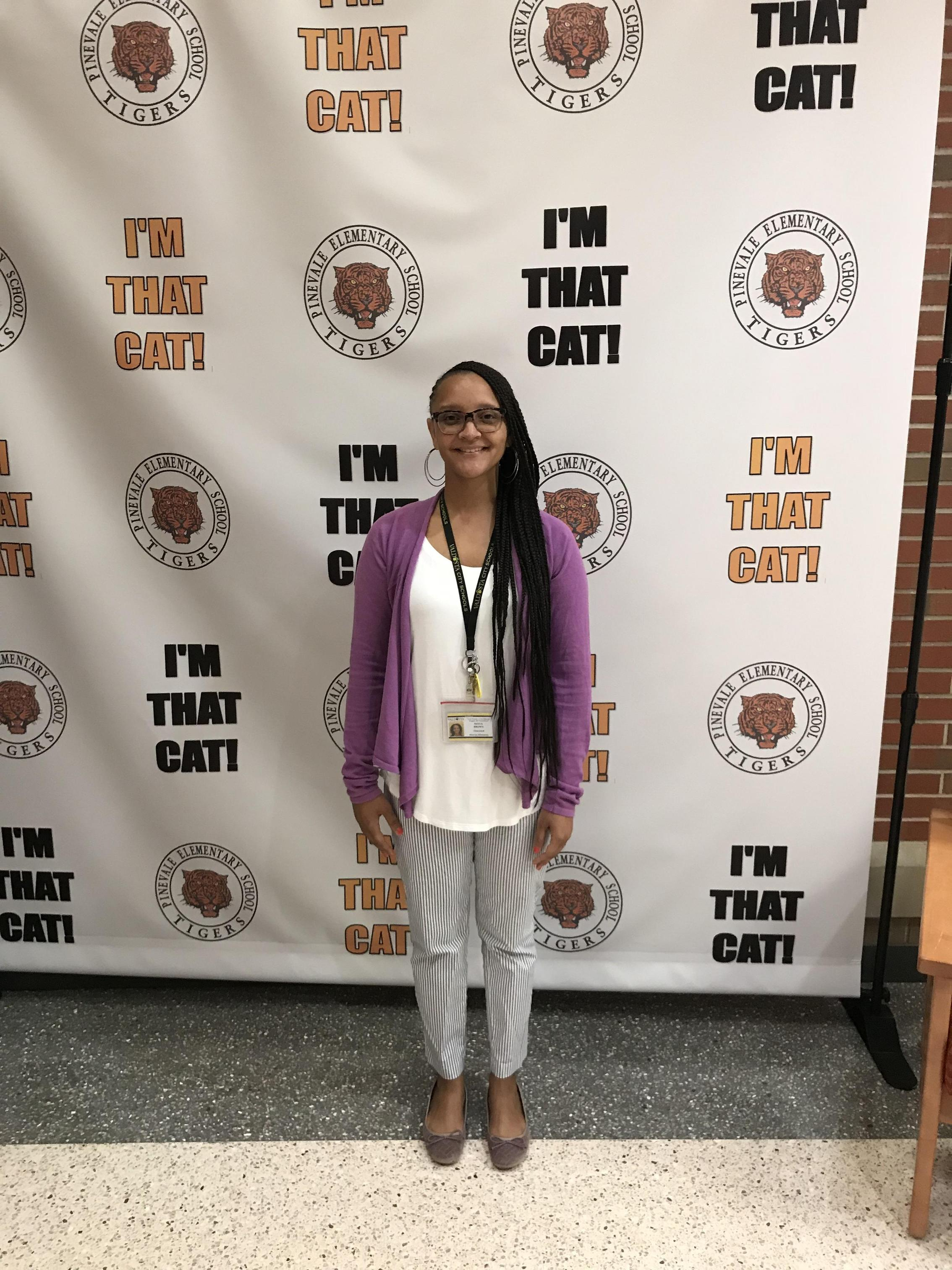 Gifted and Stem: Mrs. Kayla Brown