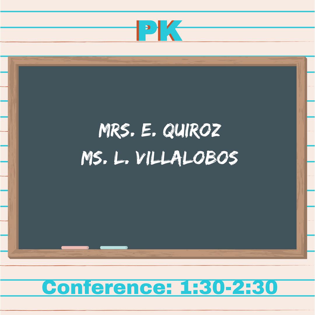 PK Teachers