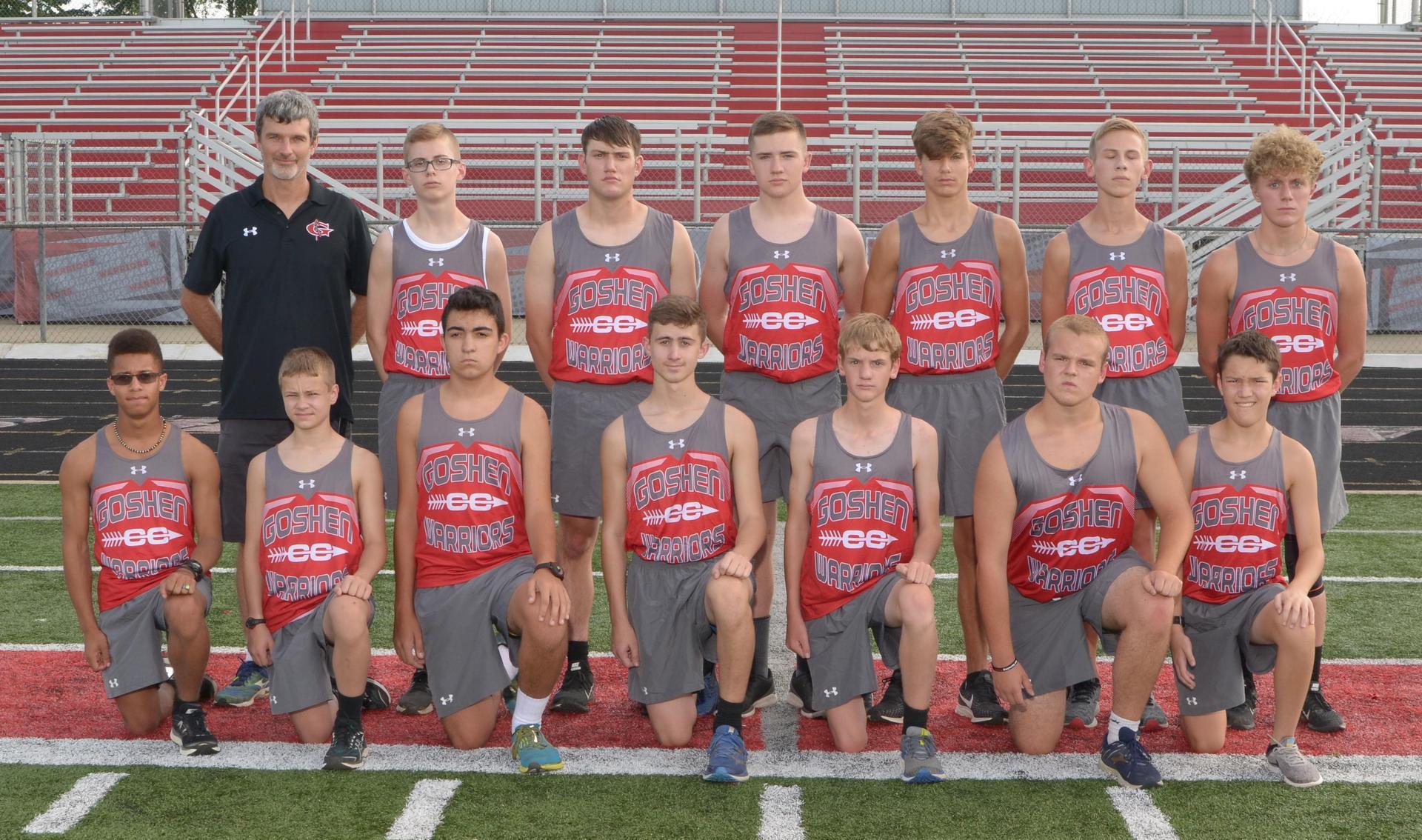 Warrior XC Team