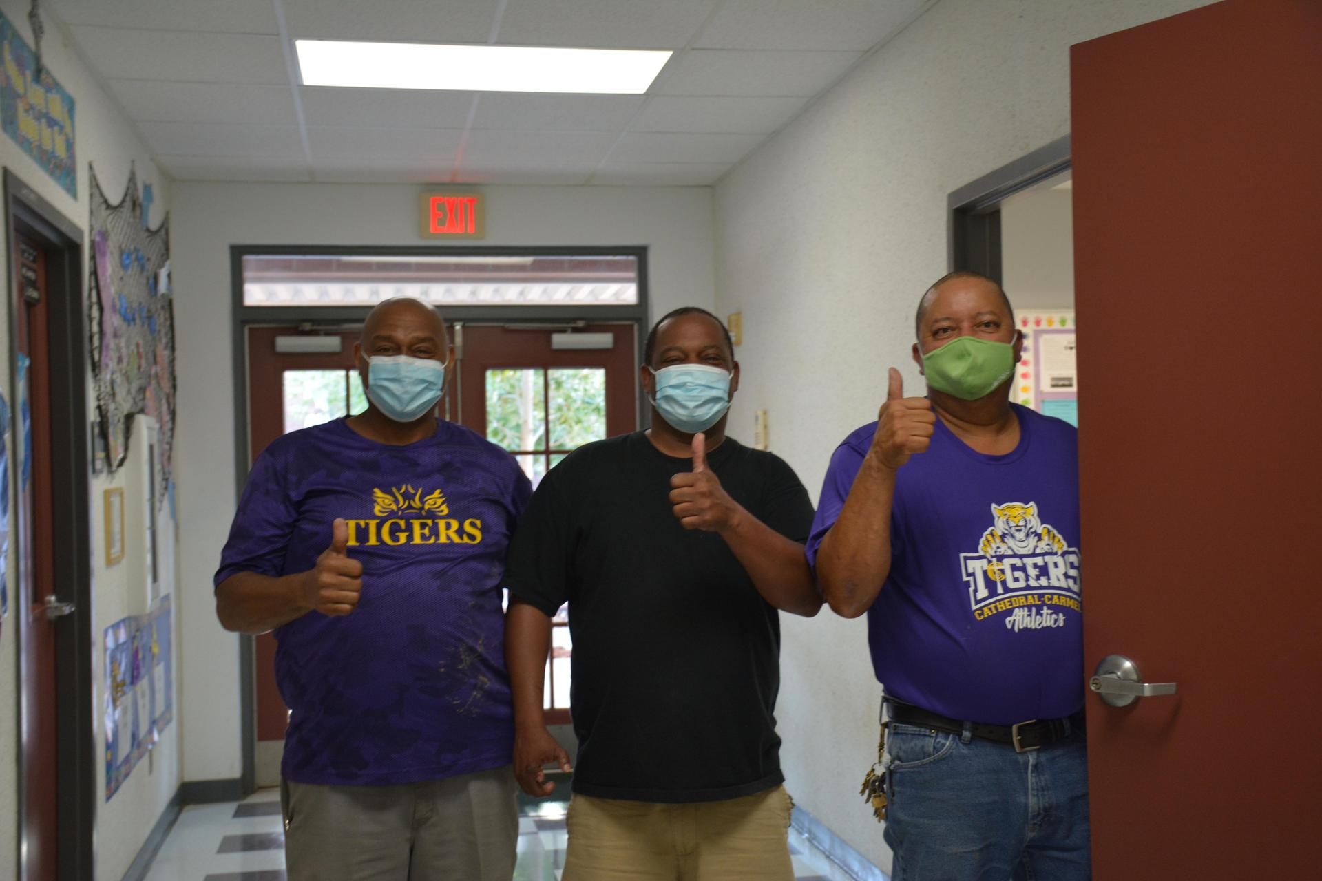 Our Great Custodians