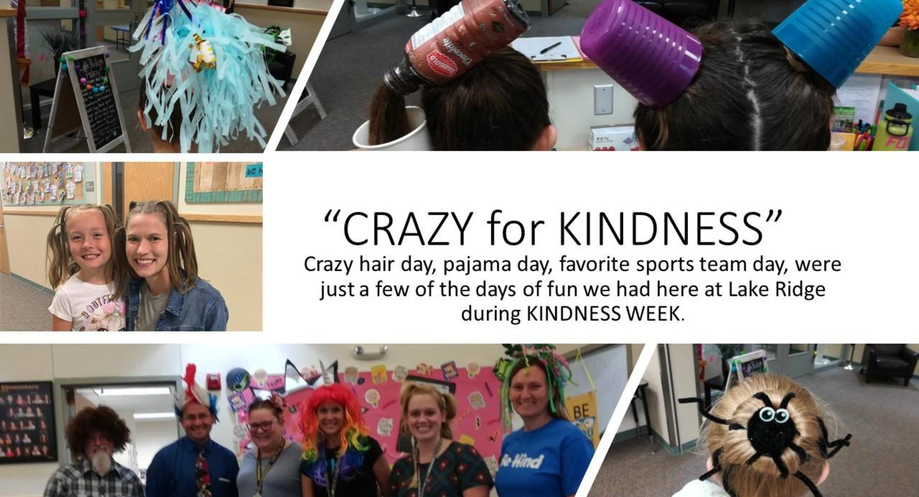 crazy for kindness
