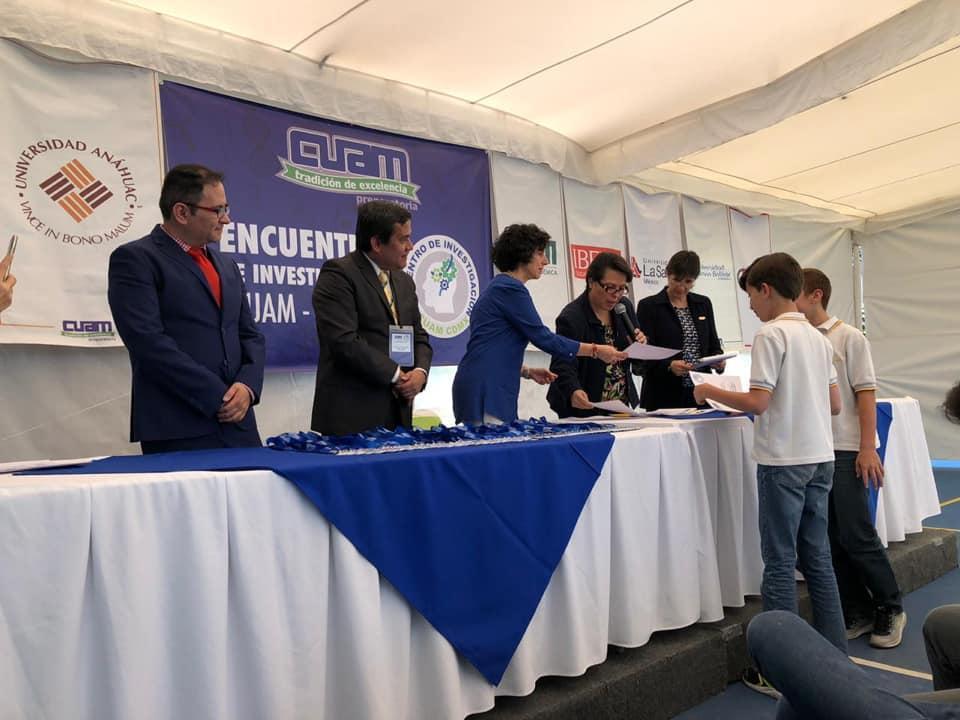 Encuentro de invetigación CUAM México
