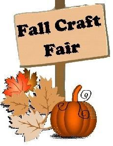 fall fair sign