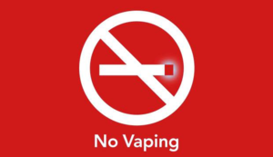 image for no vaping