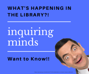 Library news clipart