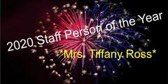 Staff Person of the Year
