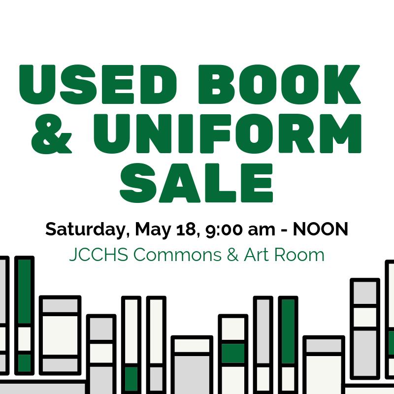 Used Book & Uniform Sale Featured Photo