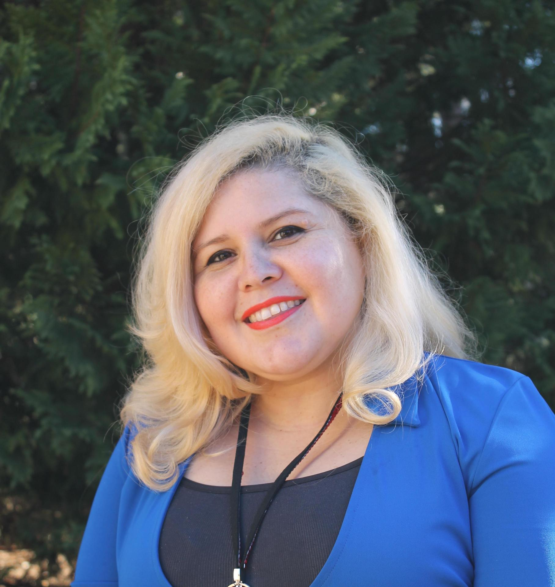 Headshot of Ada Gutierrez