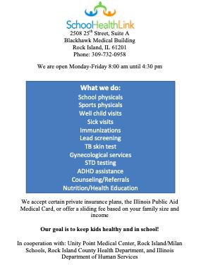 School Health Link Featured Photo
