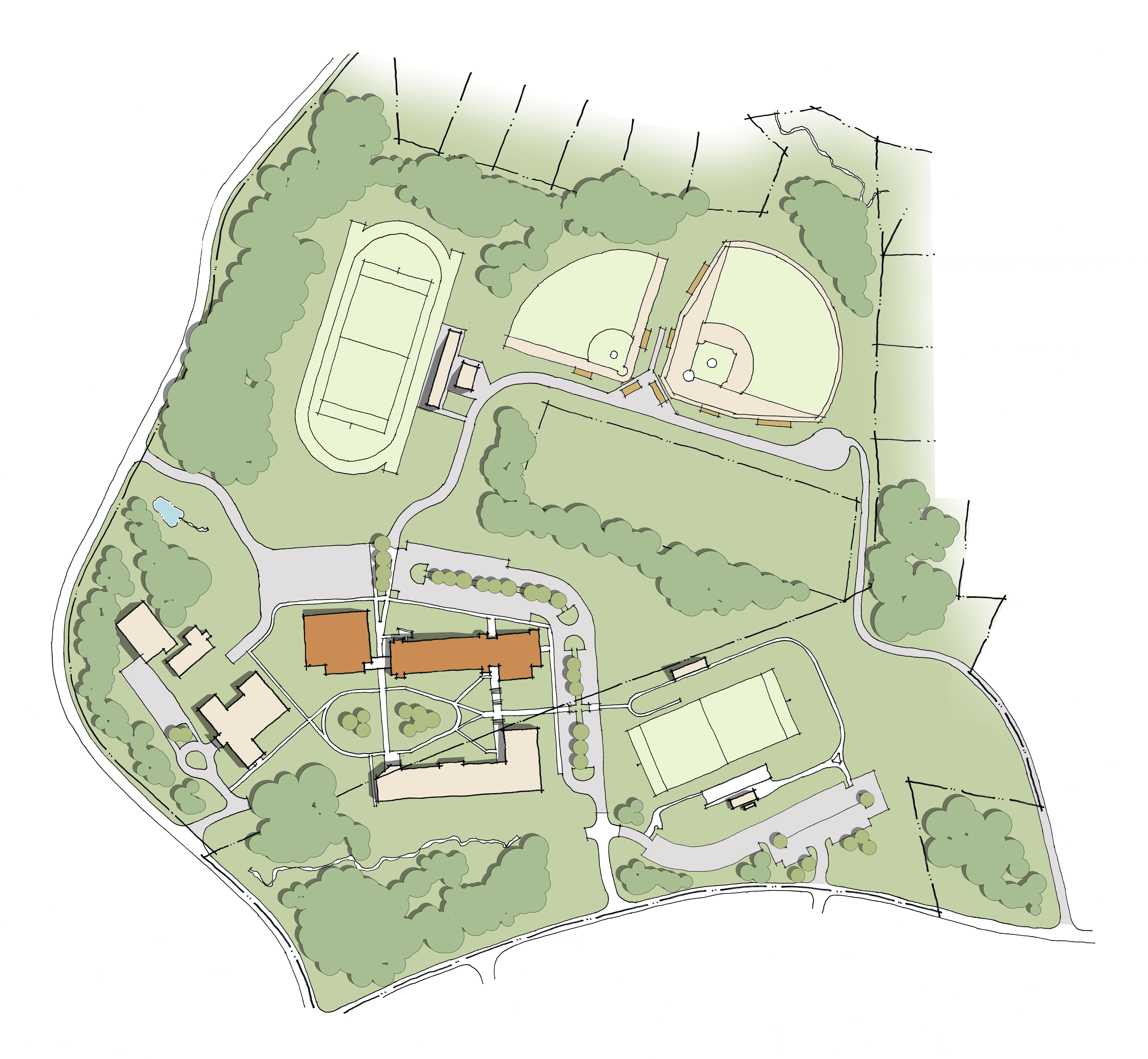 TJCA 2020 Vision Site Plan