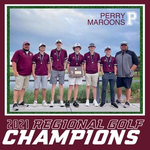 Regional Golf Champions