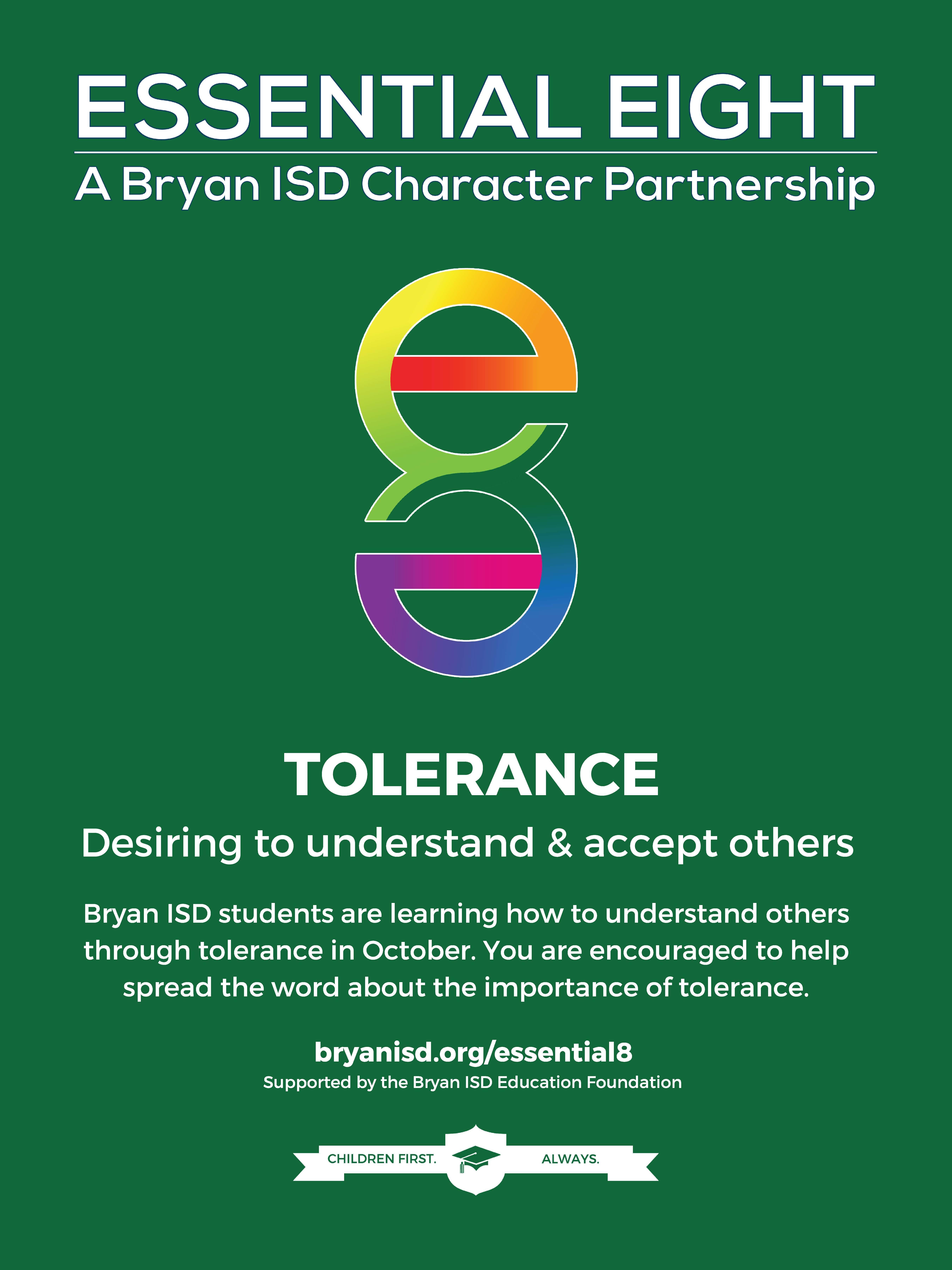 E8 Tolerance