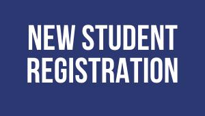new student registration