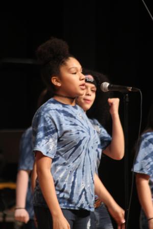 2018 Blue Diamonds Performance at