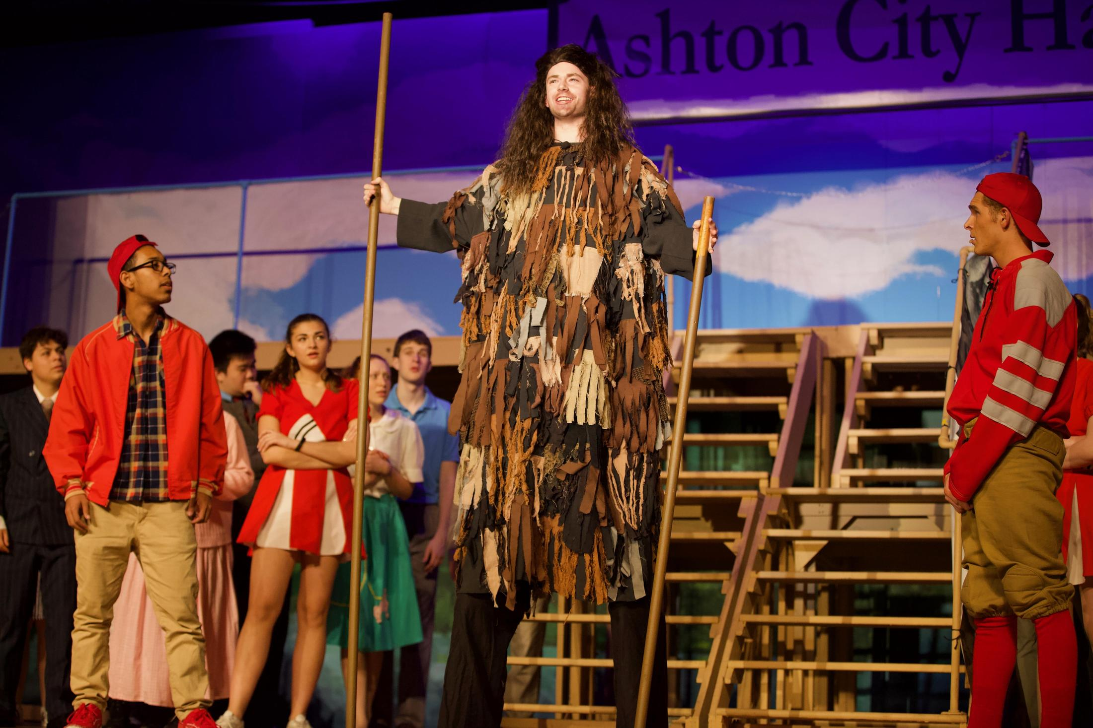 Theatre – Arts – Morris Catholic High School