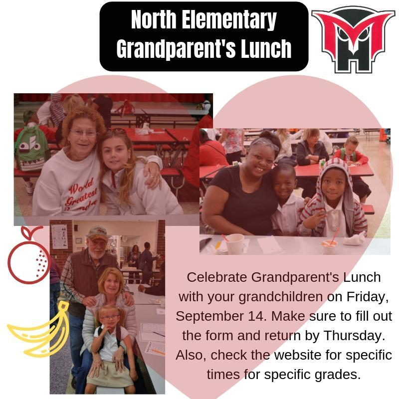 North Grandparent Lunch Featured Photo