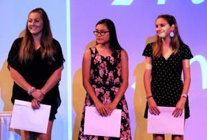 Gananda's 2018 Distinguished Scholar Award Recipients