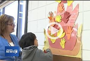 Bronx students get excited for the upcoming 2018 Winter Olympics By NY1 News