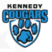Kennedy Cougar logo of a cougar's paw.