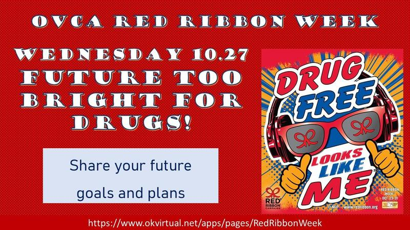 Red Ribbon Week: Wednesday Featured Photo