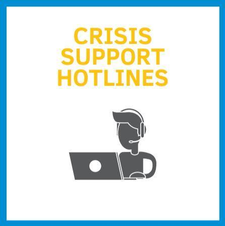 Crisis Support Hotlines