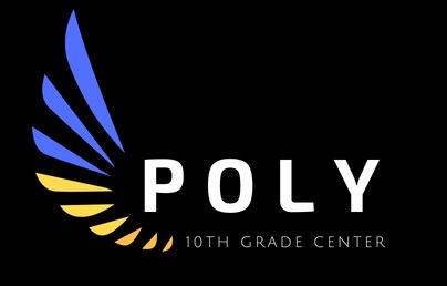 Poly Tenth Grade Center Logo