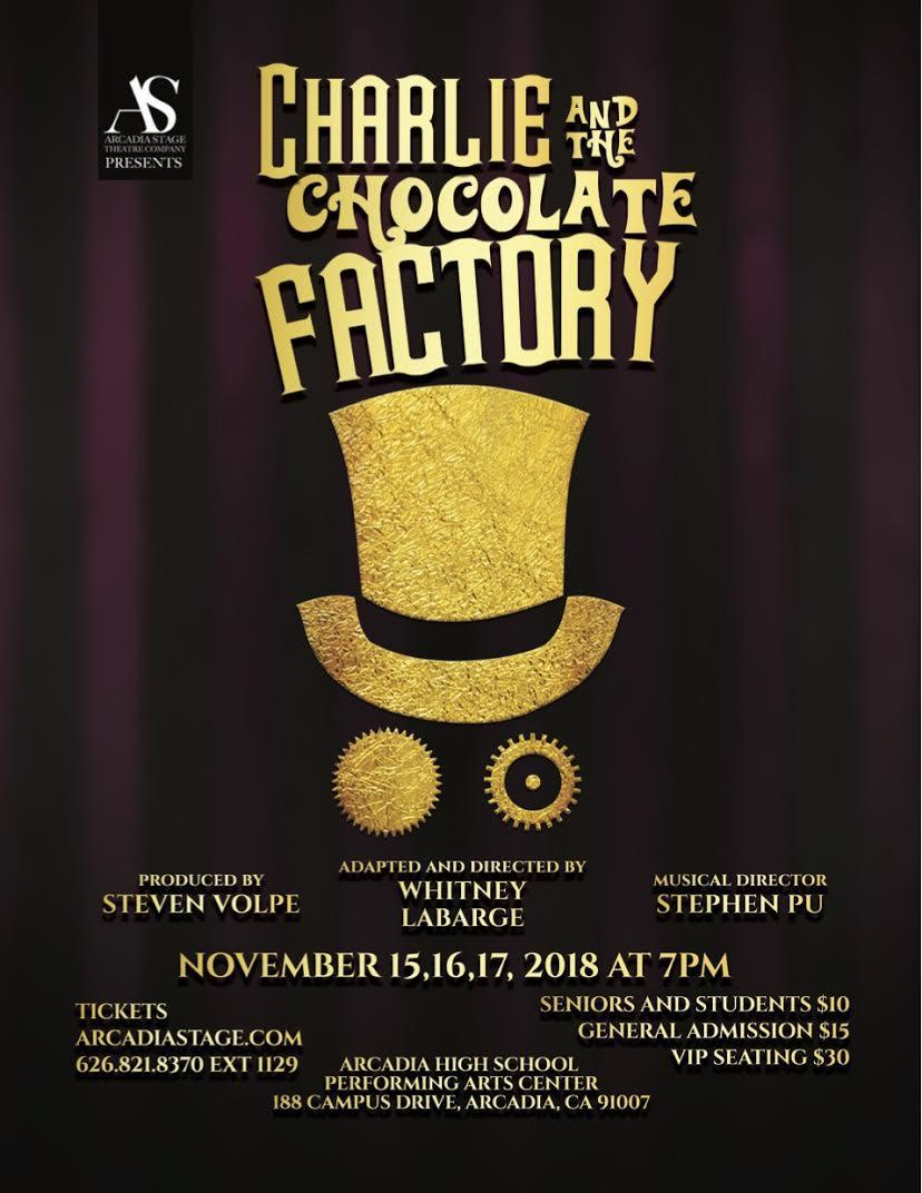 Charlie and the Chocolate Factory Musical!