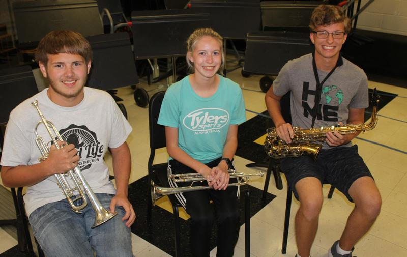 All-Region Jazz Band honorees