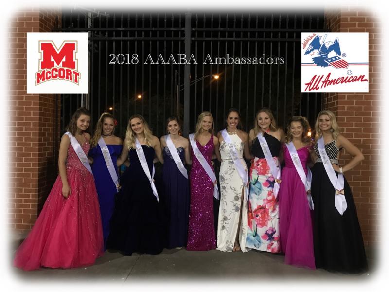 9 McCort Students Serve as Ambassadors Thumbnail Image