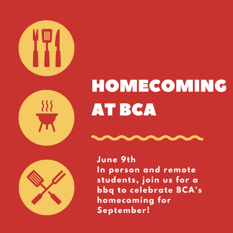 BCA Homecoming Featured Photo