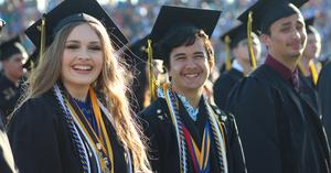 El Dorado graduates.