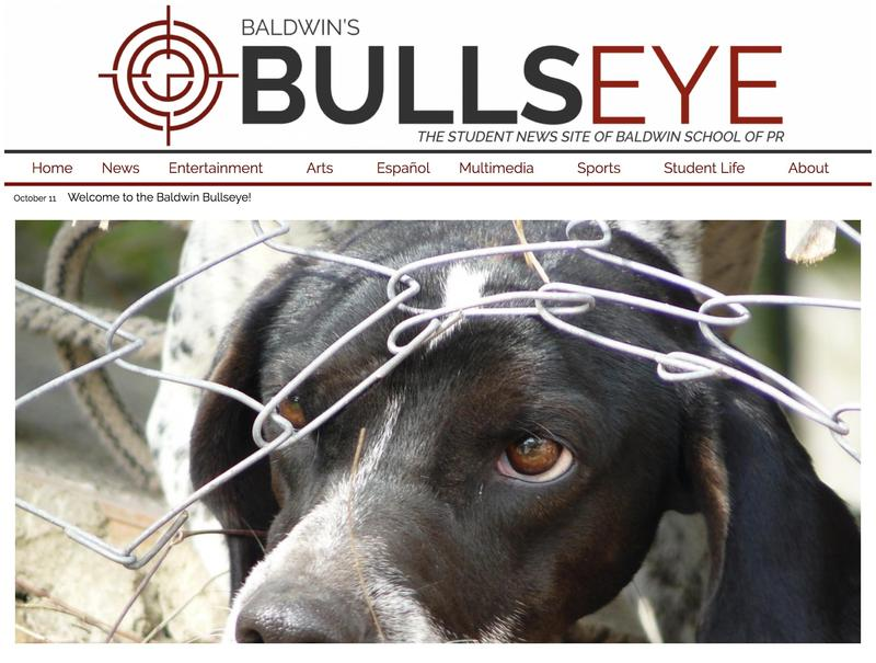 The Baldwin Bullseye! Featured Photo