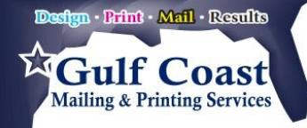 Gulf Coast Mailing