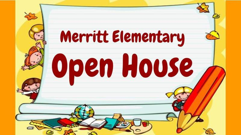 Merritt Elementary Open House Thumbnail Image