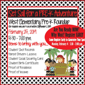 Early Registration Pre K 2019.PNG