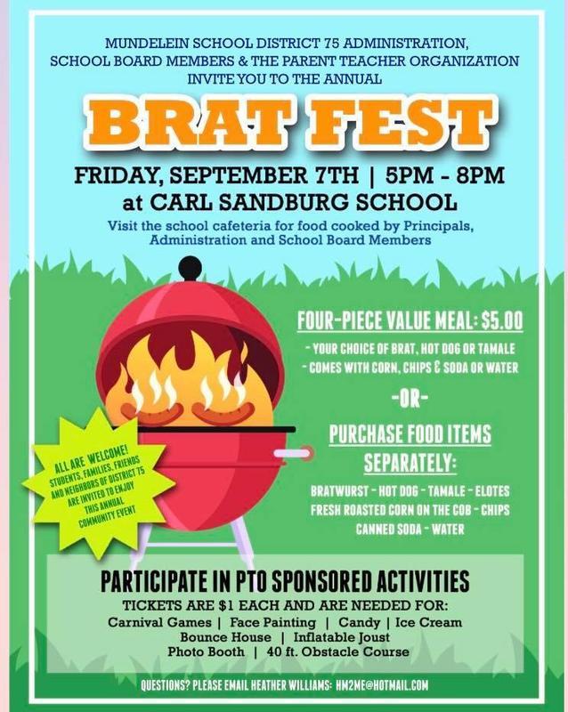 bratfest 2018 flyer