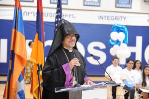 Archpriest Fr. Vicken Vassilian