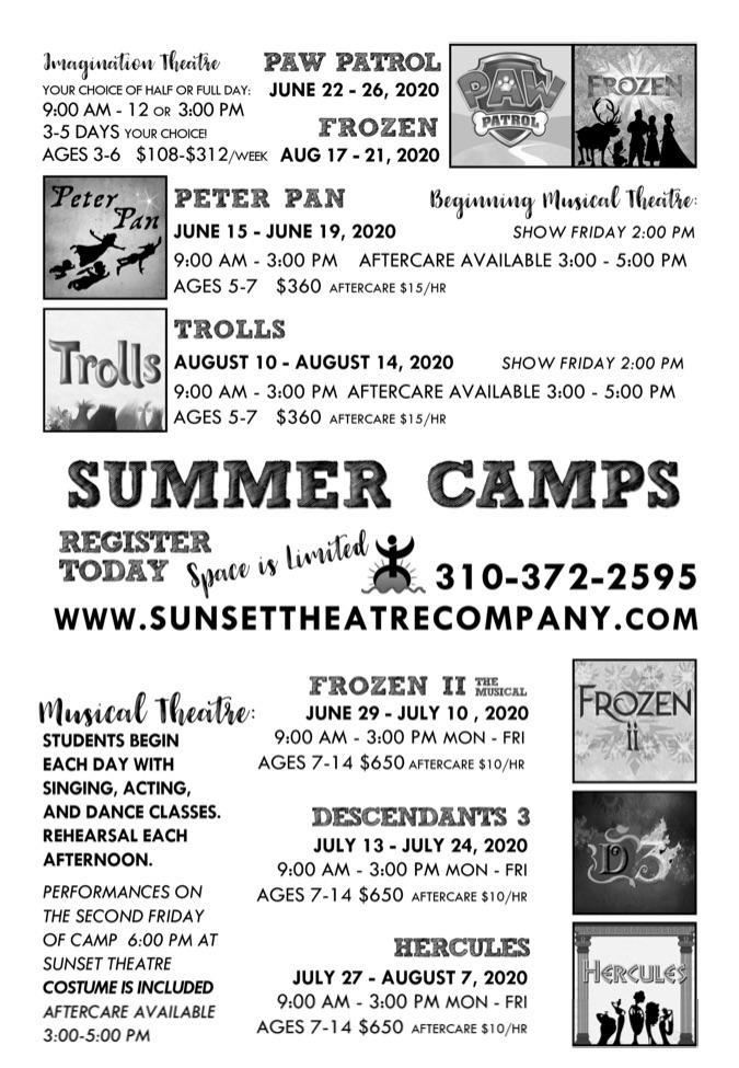 Sunset Theatre Company