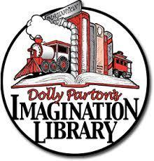 Logo for Dolly Parton Imagination Library.
