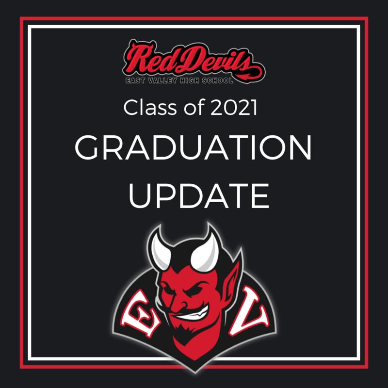 EVHS Class of 2021 Graduation Update