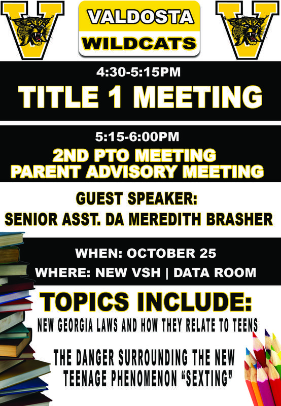 2nd PTO Meeting
