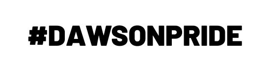 #DawsonPride