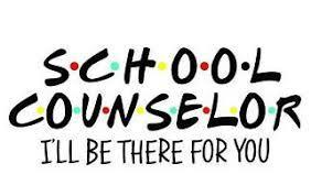 School counselor image- I'll be there for you